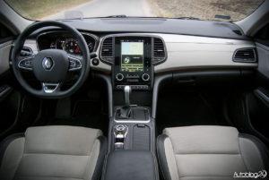 Renault Talisman - wnętrze - 01