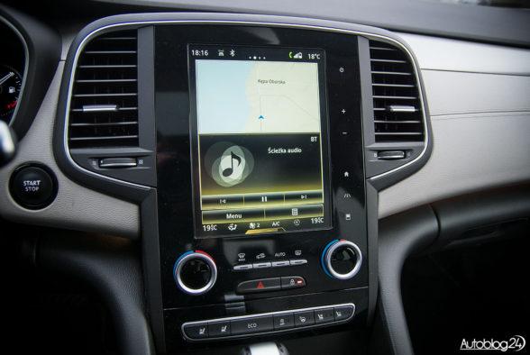 Renault Talisman - wnętrze - 02