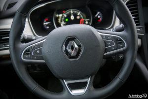 Renault Talisman - wnętrze - 06