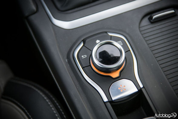 Renault Talisman - wnętrze - 08