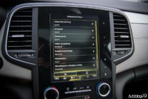 Renault Talisman - wnętrze - 10