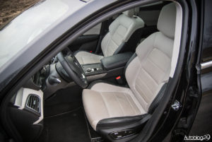 Renault Talisman - wnętrze - 13