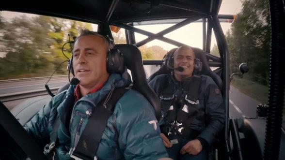 Top Gear - Tracktor
