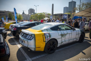 X Zlot Ford Mustang - galeria - 03