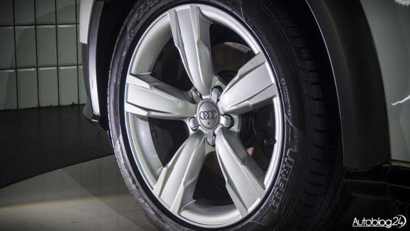 Felga Audi - czysta
