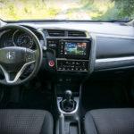 Honda Jazz - wnętrze - 01