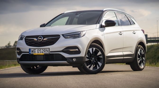 Opel Grandland X 1.2 Turbo 130 KM Elite – TEST