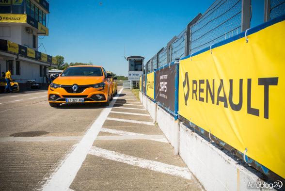Renault Megane R.S. - premiera - 06