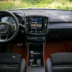 Volvo XC40 - wnętrze - 01