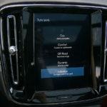 Volvo XC40 - wnętrze - 11
