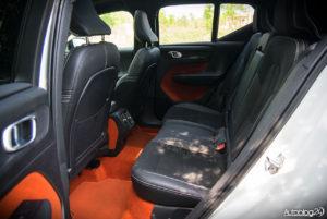 Volvo XC40 - wnętrze - 14