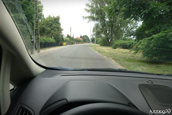 Ford EcoSport - jazda