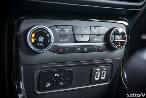 Ford EcoSport - wnętrze - 10