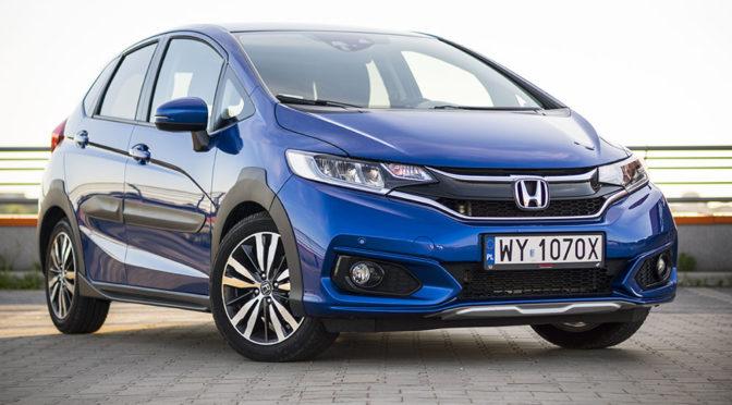 Honda Jazz 1.3 i-VTEC X-Road. Oryginalny miejski mikrovan – TEST