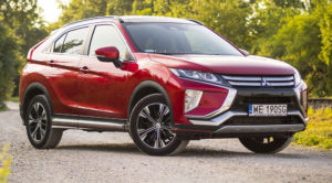 Mitsubishi Eclipse Cross 1.5 MIVEC CVT 4WD Instyle – TEST