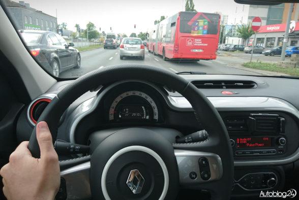 Renault Twingo GT - jazda