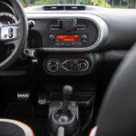 Renault Twingo GT - wnętrze - 02