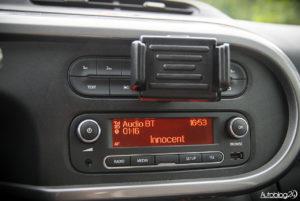 Renault Twingo GT - wnętrze - 06