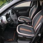 Renault Twingo GT - wnętrze - 09