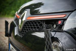 Renault Twingo GT - wnętrze - 12