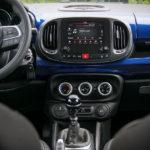 Fiat 500L - wnętrze - 02