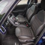 Fiat 500L - wnętrze - 13