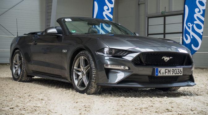 Ford Mustang 2018 – zmiany, wrażenia z jazdy wersją V8 i cena w Polsce