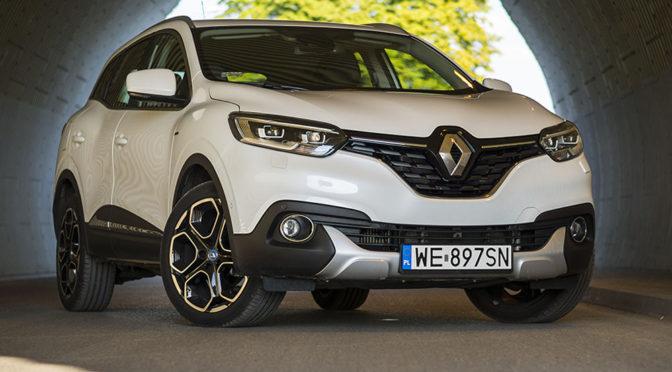 Renault Kadjar 1.6 dCi 130 KM X-Tronic S-Edition - TEST