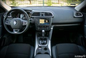 Renault Kadjar - wnętrze - 01