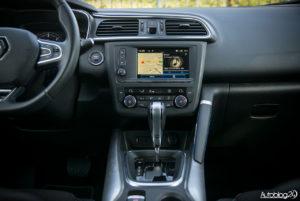 Renault Kadjar - wnętrze - 02