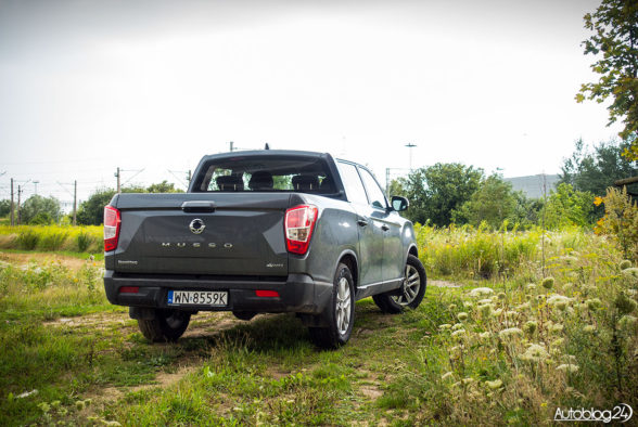SsangYong Musso - galeria - 02