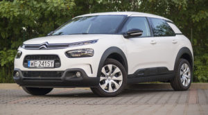Citroen C4 Cactus 1.2 PureTech 110 Feel (po liftingu) – TEST