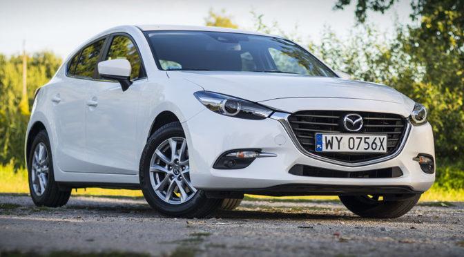 Mazda 3 2.0 SkyACTIV-G 120 KM SkyENERGY. Oldschool w dobrym stylu - TEST