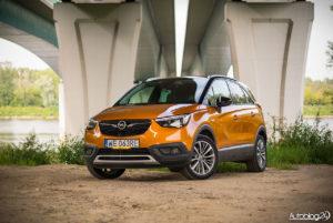 Opel Crossland X - galeria - 01