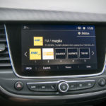 Opel Crossland X - wnętrze - 07