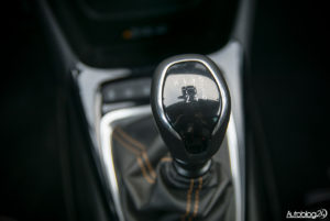 Opel Crossland X - wnętrze - 10
