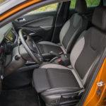 Opel Crossland X - wnętrze - 11