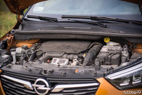 Opel Crossland X - wnętrze - 13