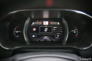 Renault Megane RS - wnętrze - 05