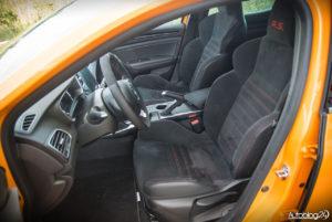 Renault Megane RS - wnętrze - 11