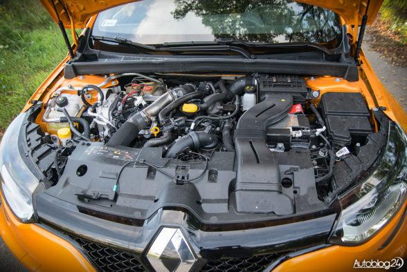 Renault Megane RS - wnętrze - 13
