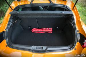 Renault Megane RS - wnętrze - 14