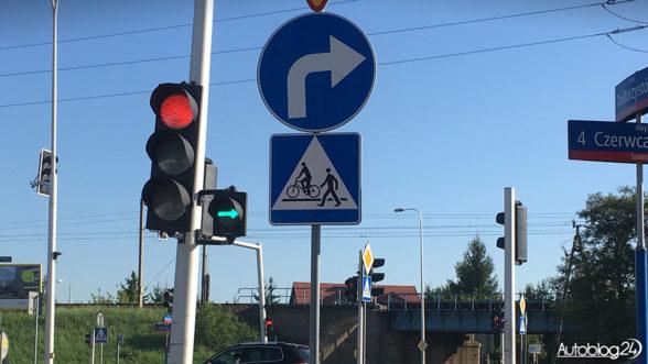 Trasa rowerowa - Ursus