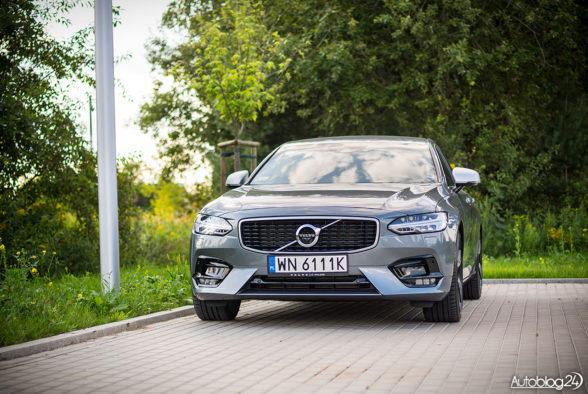 Volvo S90 R-Design - galeria - 03
