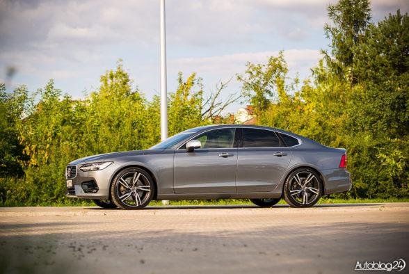 Volvo S90 R-Design - galeria - 04