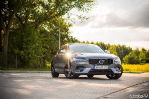 Volvo S90 R-Design - galeria - 13olvo S90 R-Design - galeria -