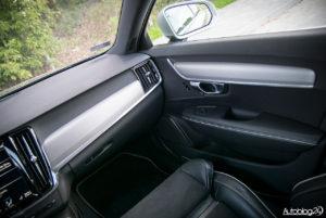 Volvo S90 R-Design - wnętrze - 03
