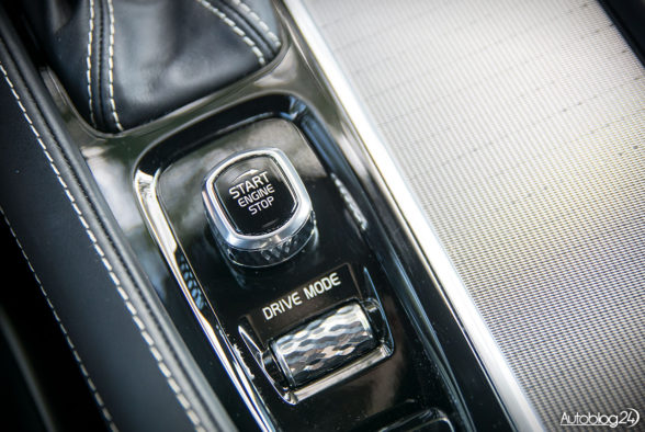 Volvo S90 R-Design - wnętrze - 10
