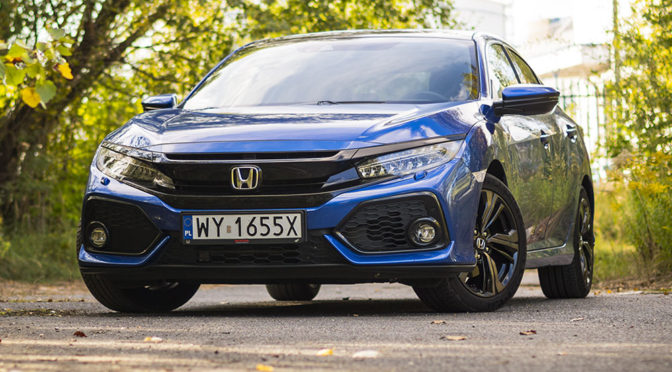 Honda Civic 1.6 i-DTEC 120 KM Executive (hatchback) – TEST