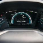Honda Civic - wnętrze - 05